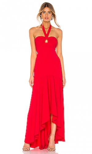Вечернее платье JILL STUART. Цвет: фуксия
