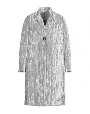 Легкое пальто RRD. Цвет: светло-серый