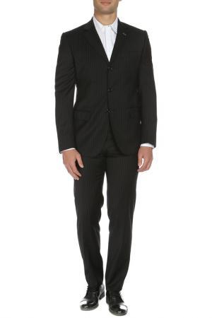 Костюм: пиджак, брюки Exte. Цвет: r820