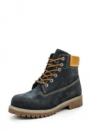 Ботинки Excavator EX905AWOJQ28. Цвет: синий