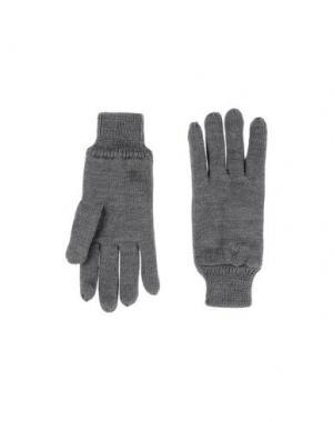 Перчатки JACK & JONES PREMIUM. Цвет: серый