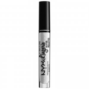 Блеск для губ Professional Makeup Lip Lingerie Glitter 3,4 мл (различные оттенки) - Clear NYX