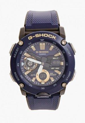 Часы Casio G-SHOCK GA-2000-2AER. Цвет: синий