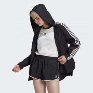 Ветровка Adicolor Classics Originals adidas. Цвет: черный