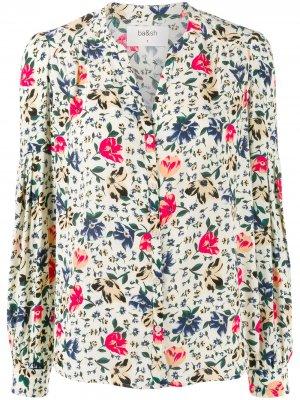 Блузка Palerme с цветочным принтом Ba&Sh. Цвет: нейтральные цвета