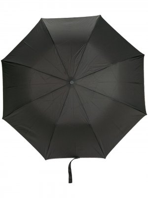 Классический зонт PAUL SMITH. Цвет: черный