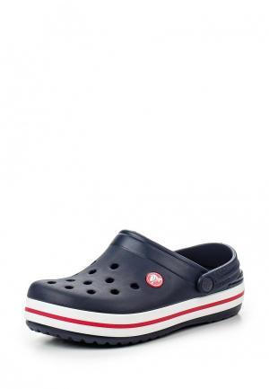 Сабо Crocs Crocband Clog K. Цвет: синий