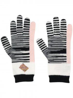 Трикотажные перчатки Missoni