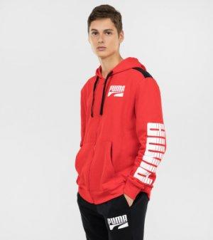 Костюм мужской Rebel Bold, размер 44-46 Puma. Цвет: красный