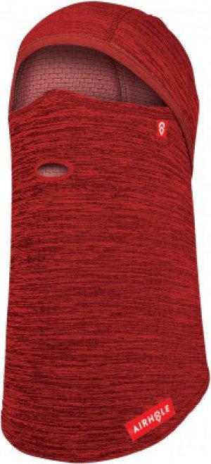 Балаклава Full Hinge - Waffleknit Airhole. Цвет: красный