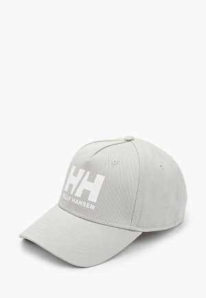 Бейсболка Helly Hansen HH BALL CAP. Цвет: серый