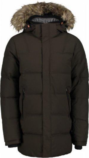 Куртка утепленная мужская Bixby, размер 54 IcePeak. Цвет: зеленый