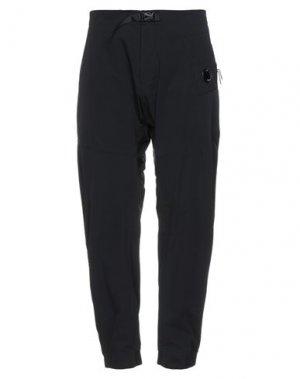 Повседневные брюки C.P. COMPANY. Цвет: черный