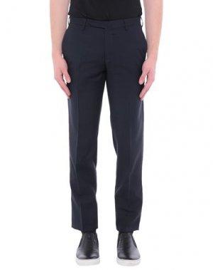 Повседневные брюки BOGLIOLI. Цвет: темно-синий