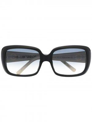 Солнцезащитные очки Gea в прямоугольной оправе 10 CORSO COMO. Цвет: черный