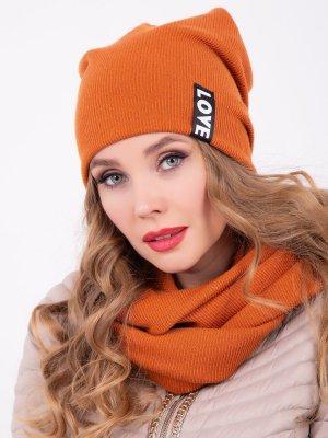 Комплект (шапка+снуд) Diolche