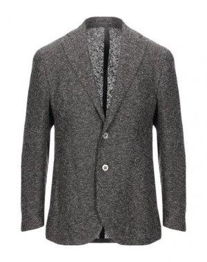 Пиджак BRANDO. Цвет: хаки