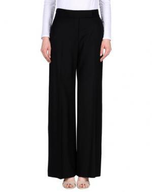 Повседневные брюки CATHERINE MALANDRINO. Цвет: черный