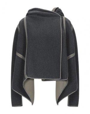 Пальто ANTONIO MARRAS. Цвет: стальной серый