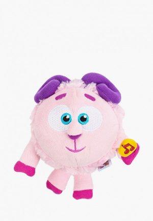 Игрушка интерактивная Мульти-Пульти Бараш, 10 см. Цвет: розовый