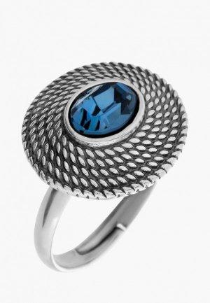 Кольцо Jenavi Алтея. Цвет: разноцветный