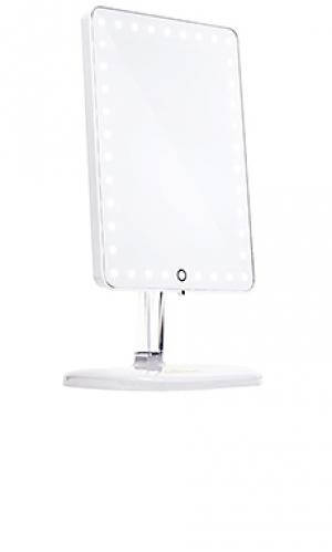 Зеркало с подсветкой touch pro Impressions Vanity. Цвет: белый