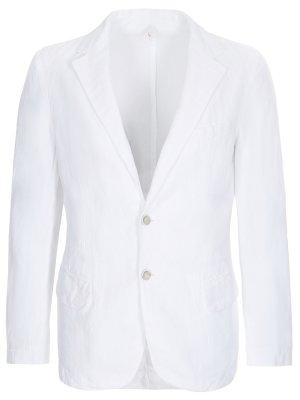 Пиджак льняной 120% LINO