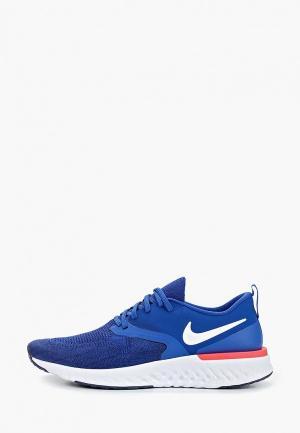 Кроссовки Nike ODYSSEY REACT 2 FLYKNIT. Цвет: синий
