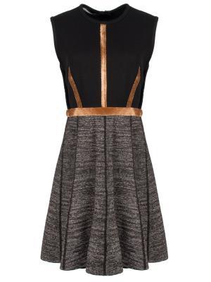 Платье Aquilano.Rimondi. Цвет: серый
