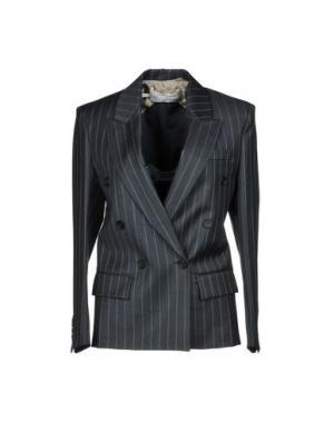 Пиджак AQUILANO-RIMONDI. Цвет: свинцово-серый