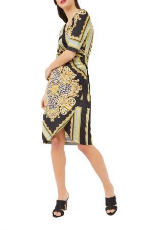 Dress Sandro Ferrone. Цвет: yellow