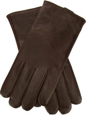 Классические перчатки Roeckl. Цвет: коричневый