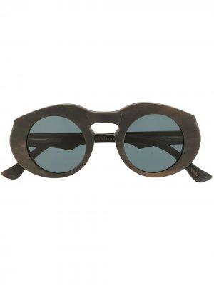 Солнцезащитные очки RG0045 Rigards. Цвет: черный