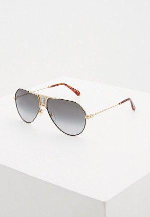 Очки солнцезащитные Givenchy GV 7137/S 2M2. Цвет: серый