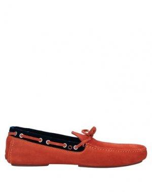 Мокасины ARFANGO. Цвет: оранжевый