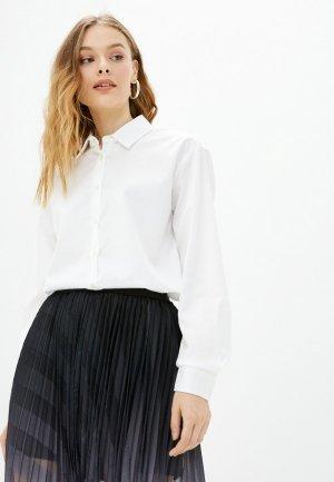 Рубашка Guess Jeans. Цвет: белый
