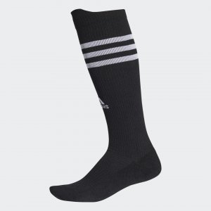 Компрессионные гольфы Alphaskin Compression Performance adidas. Цвет: черный