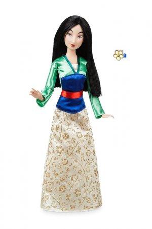Мулан с кольцом Disney Princess. Цвет: мультицвет, голубой