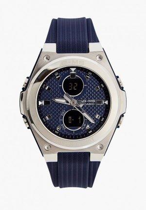 Часы Casio Baby-G MSG-C100-2AER. Цвет: синий