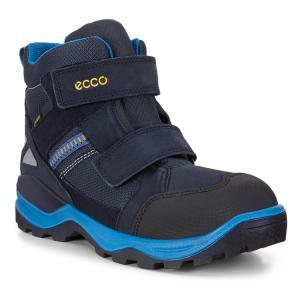Ботинки SNOW MOUNTAIN ECCO. Цвет: черный
