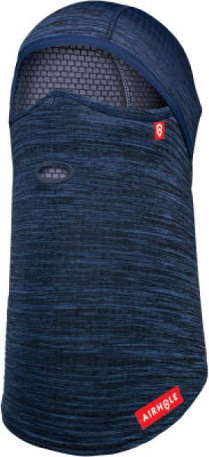 Балаклава Full Hinge - Waffleknit Airhole. Цвет: синий