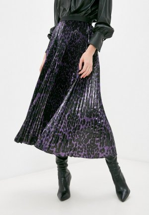 Юбка Diane von Furstenberg. Цвет: фиолетовый