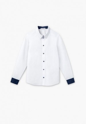 Рубашка Bell Bimbo. Цвет: белый