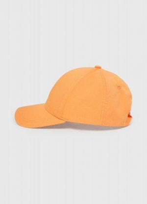 Кепка с принтом O`Stin. Цвет: оранжевый