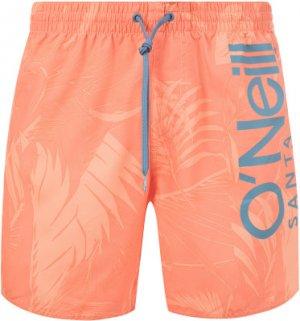 Шорты пляжные мужские ONeill Cali, размер 46-48 O'Neill. Цвет: желтый