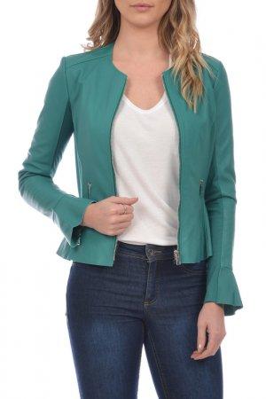 Jacket L.Y.N.N by Carla Ferreri. Цвет: green