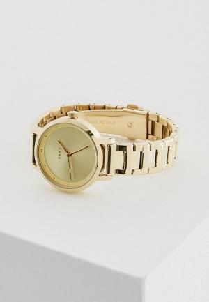 Часы DKNY NY2636. Цвет: золотой