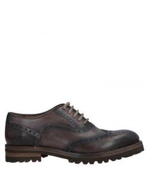 Обувь на шнурках CALPIERRE. Цвет: светло-коричневый