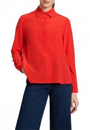 Блуза LUISA SPAGNOLI. Цвет: красный
