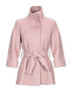 Куртка ALESSANDRO LEGORA. Цвет: розовый